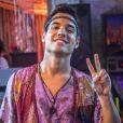 """Ex-""""Malhação"""", Bruno Gadiol espera influenciar positivamente os fãs: """" espero que os fãs se sintam representados"""