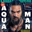 """Filme """"Aquaman"""" ganha imagens inéditas divulgadas pela  Entertainment Weekly"""