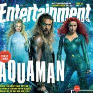 """Filme """"Aquaman"""": Nicole Kidman, Jason Momoa e Amber Heard aparecem em novas imagens! Confira"""