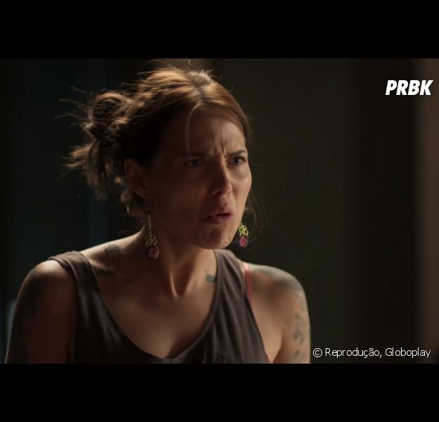 """Em """"Segundo Sol"""", Rosa vai descobrir que Valentim não é filho de Karola"""