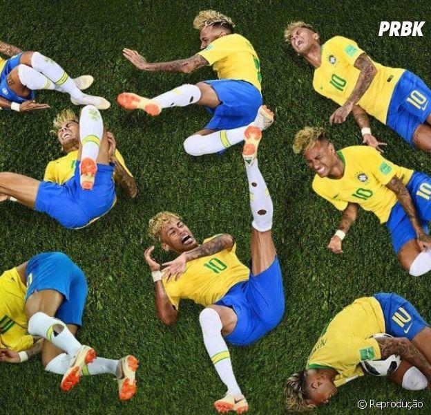 Memes da Copa 2018  Neymar Jr. e as melhores reações da internet ... 6c249e201ea87