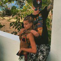 Justin Bieber e Hailey Baldwin são flagrados em clima quente. Veja o vídeo!