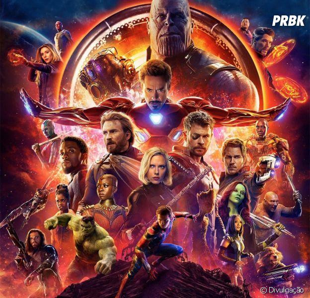 """Filme """"Vingadores 4"""" tem possível título revelado"""