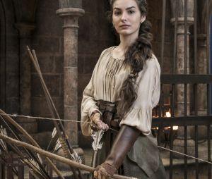 """Em """"Deus Salve o Rei"""": Selena (Marina Moschen) é a verdadeira filha de Otávio (Alexandre Borges)"""