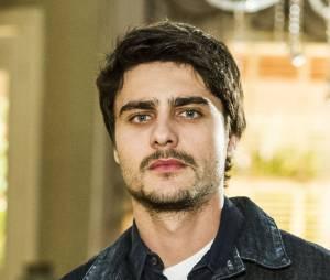 """Na novela """"Em Família"""", Guilherme Leicam se destacou como par de Bruna Marquezine"""