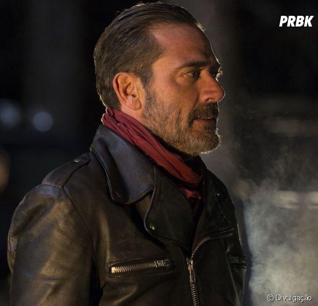 """Em """"The Walking Dead"""", Negan (Jeffrey Dean Morgan) passará por mudanças na 9ª temporada"""