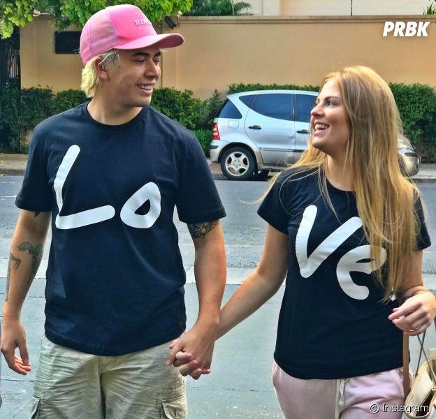 Whinderson Nunes responde crítica de fãs sobre Luisa Sonza não querer ter filhos e desabafa