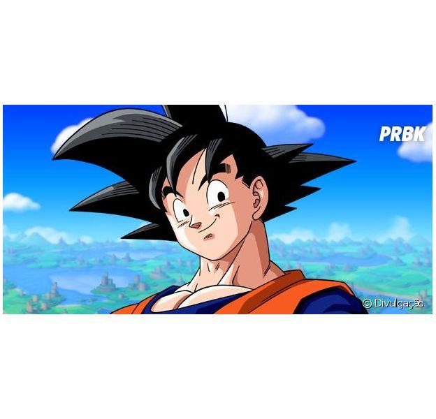 """Em """"Dragon Ball Super"""", Goku aparece cantando música tema clássica!"""