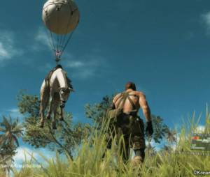 """""""Metal Gear V: The Phantom Pain"""" vai ser lançado em 2015"""