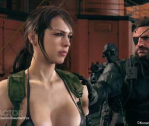 "Personagem Quiet, de ""Metal Gear V: The Phantom Pain"" deve ter super poderes"
