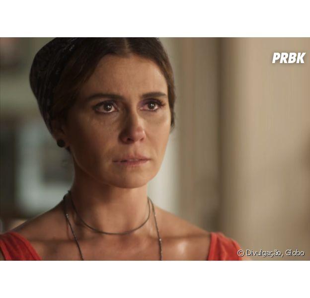 """Em """"Segundo Sol"""", Luzia (Giovanna Antonelli) é vitima de armação e foge"""