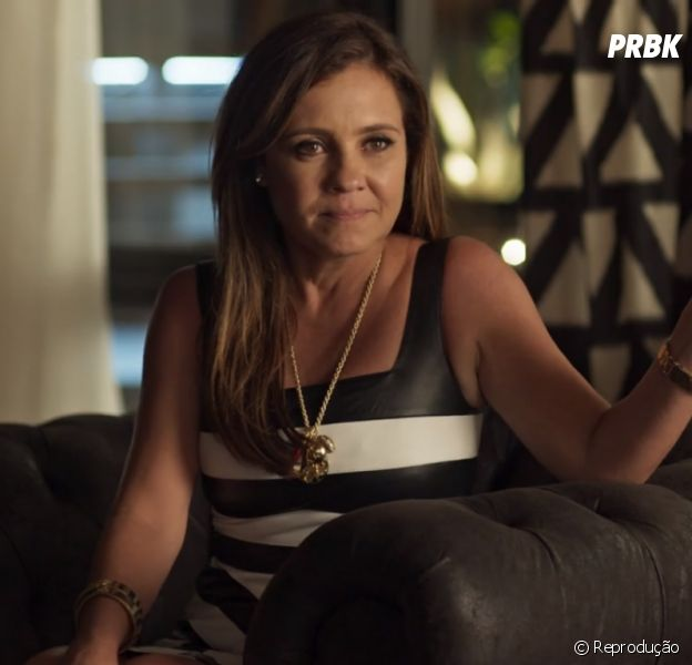 "Laureta (Adriana Esteves) será presa em ""Segundo Sol"""