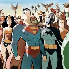 """Animação de """"Liga da Justiça"""" em formato minissérie chega em 2015"""
