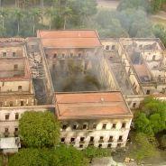 O Rio de Janeiro amanheceu triste após o incêndio do Museu Nacional do Rio de Janeiro