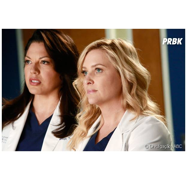 """Em """"Grey's Anatomy"""", Callie e Arizona vivem um relacionamento cheio de idas e vindas"""
