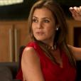 "Em ""Segundo Sol"", Laureta (Adriana Esteves) será acusada de vazar vídeo de Karola (Deborah Secco) com Remy (Vladimir Brichta)"