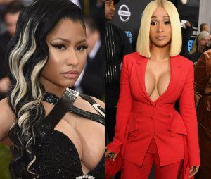 Nicki Minaj quebra silêncio sobre barraco com Cardi B