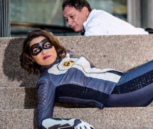 """Série """"The Flash"""": 5ª temporada vai mostrar Barry Aleen (Grant Gustin) e sua filha juntos"""
