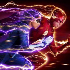 """Saíram novas imagens da 5ª temporada de """"The Flash"""" com Barry Allen e Nora West-Allen"""