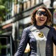 """Série """"The Flash"""": Nora (Jessica Parker Kennedy) aparece como XS em novas imagens"""