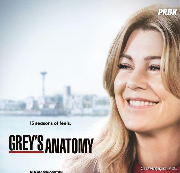 """A 15ª temporada de """"Grey's Anatomy"""" vem cheia de amor e muito drama!"""