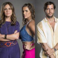 """Laureta, Remy e Karola formam trio sinistro no final da trama de """"Segundo Sol"""""""