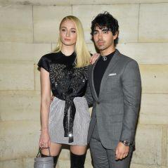 Joe Jonas e Sophie Turner fazem primeira aparição como casal em um tapete vermelho