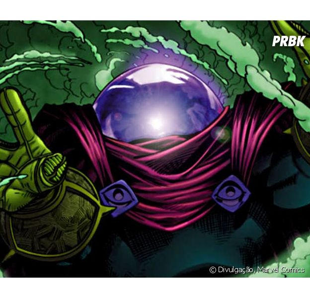 """Mysterio em """"Homem-Aranha: Longe de Casa"""": filme ganha novo vilão e o Purebreak te conta tudo que você precisa saber sobre ele"""