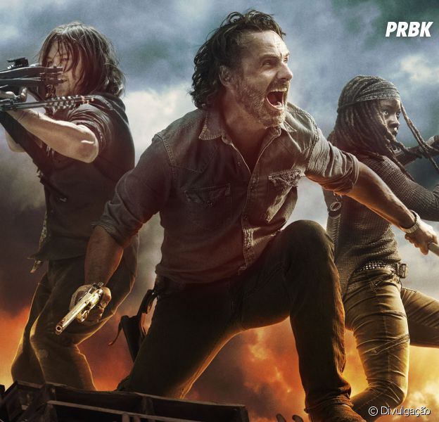 """The Walking Dead"" mostrará zumbis mais detonados que o normal!"