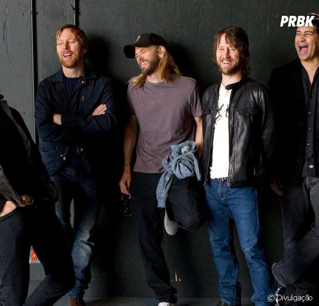 Foo Fighters fará apresentações no Brasil em janeiro de 2015