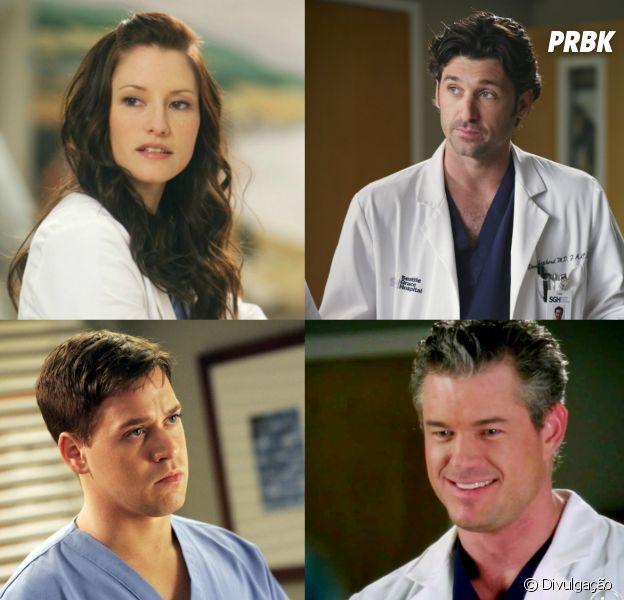 """De """"Grey's Anatomy"""", na 15ª temporada: personagens que já morreram serão homenageados no sexto episódio da série"""