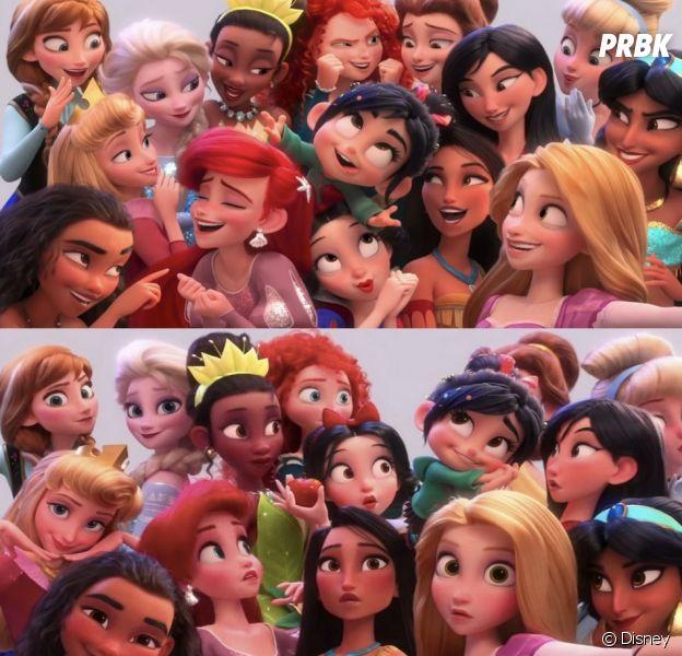 Conheça as curiosidades mais incríveis das princesas da Disney