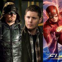"""Dean Winchester em """"Arrow"""" e """"The Flash""""? Ator aparece em set de filmagens e fãs piram!"""
