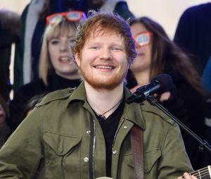 Ed Sheeran já tem dois shows marcados no Brasil