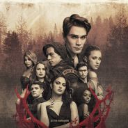 """Betty, Jughead, Archie, Veronica e os mocinhos de """"Riverdale"""" iguais aos seus pais da ficção!"""