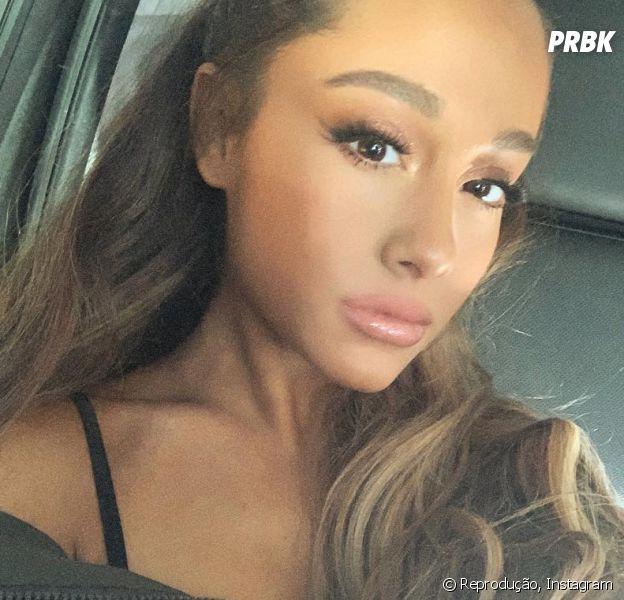 """Ariana Grande anuncia clipe de """"breathin"""" para esta semana!"""