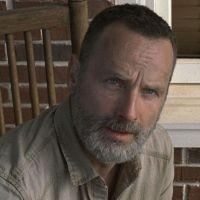 """Andrew Lincoln terá três filmes na pele de Rick, mas se recusa a voltar para """"The Walking Dead"""""""