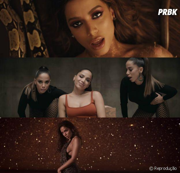 """Veja o que a equipe do Purebreak achou dos novos clipes de Anitta: """"Veneno"""", """"Não Perco Meu Tempo"""" e """"Goals"""""""
