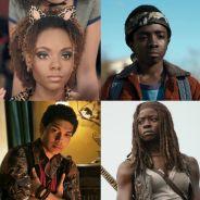 Já parou pra contar quantos personagens negros existem nas suas séries favoritas?