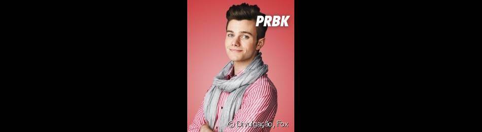 "Kurt (Chris Colfer) também permanecerá em""Glee"""