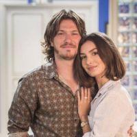 """Marina Moschen e Caio Paduan farão par romântico em """"Verão 90"""" e a primeira foto já saiu!"""