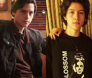 """Para Maisa, Nicholas Arashiro não se parece com o Cole Sprouse, de """"Riverdale"""""""