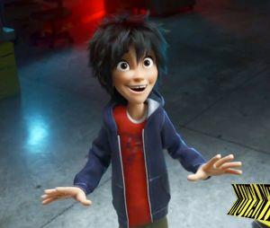 """Para Maisa, Nicholas Arashiro se parece com Hiro de """"Operação Big Hero"""""""