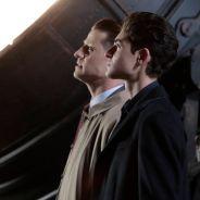 """Cena clássica entre Bruce Wayne e Jim Gordon será recriada em """"Gotham"""""""