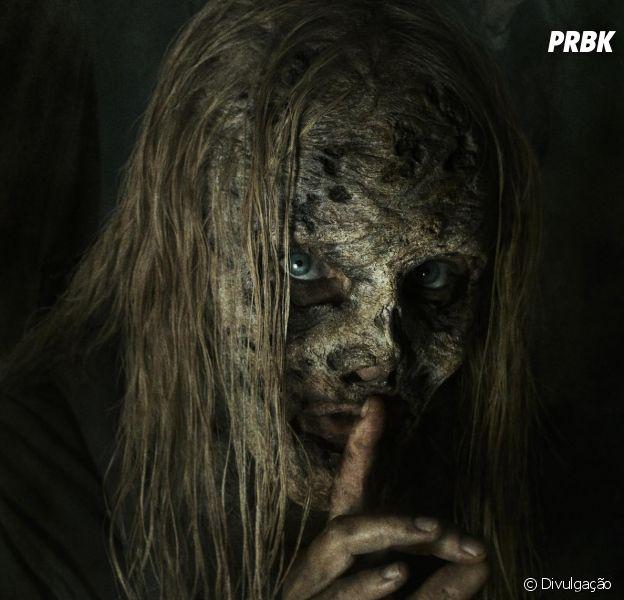 """Em """"The Walking Dead"""", os Sussurradores são introduzidos na nova sinopse!"""