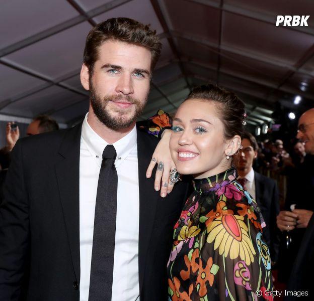Miley Cyrus e Liam Hemsworth se casaram em segredo!