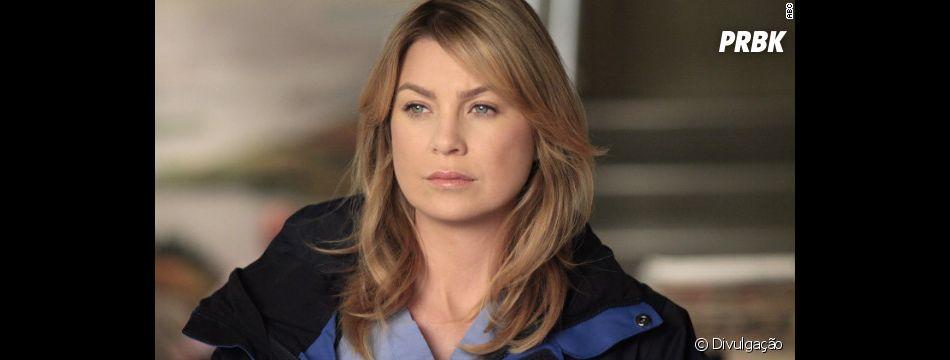 "Novas surpresas amorosas para Meredith (Ellen Pompeo) na segunda parte da 15ª temporada de ""Grey's Anatomy"""