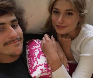 Sasha Meneghel e Bruno Montaleone completam 1 ano de namoro!