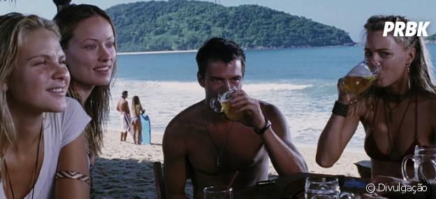 """""""Turistas"""" é ambientado nas florestas e praias do Rio de Janeiro"""