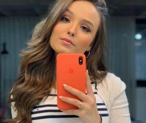 Larissa Manoela completou 18 anos nesta sexta-feira (28)